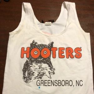 Used Hooters Greensboro, NC Small Tank